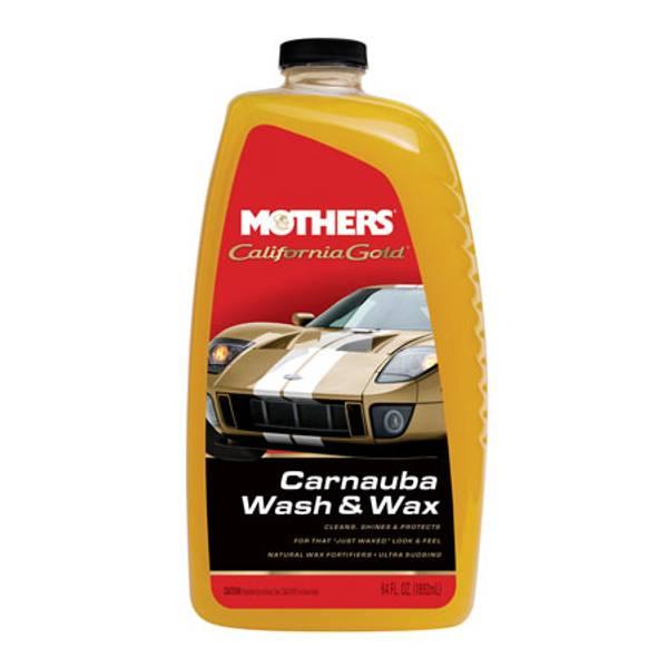 California Gold Carnauba Car Wash & Wax