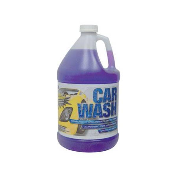 Concentrated Car Wash Liquid