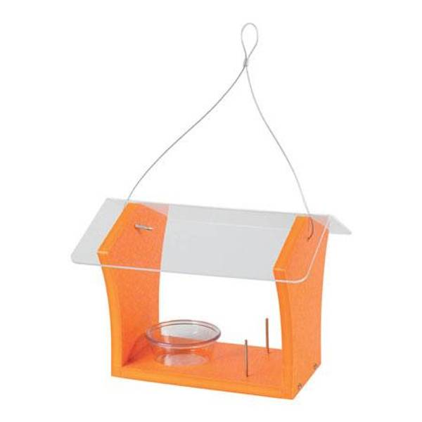 Green Solutions Recycled Oriole Bird Feeder (674305 GSOF) photo