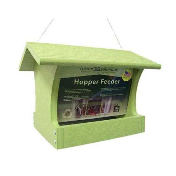 Recycled Medium Hopper Bird Feeder