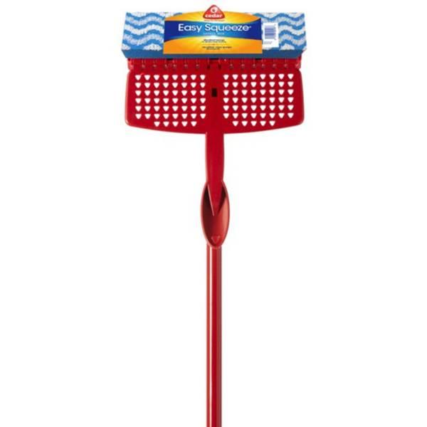 Easy Squeeze Plastic Sponge Mop