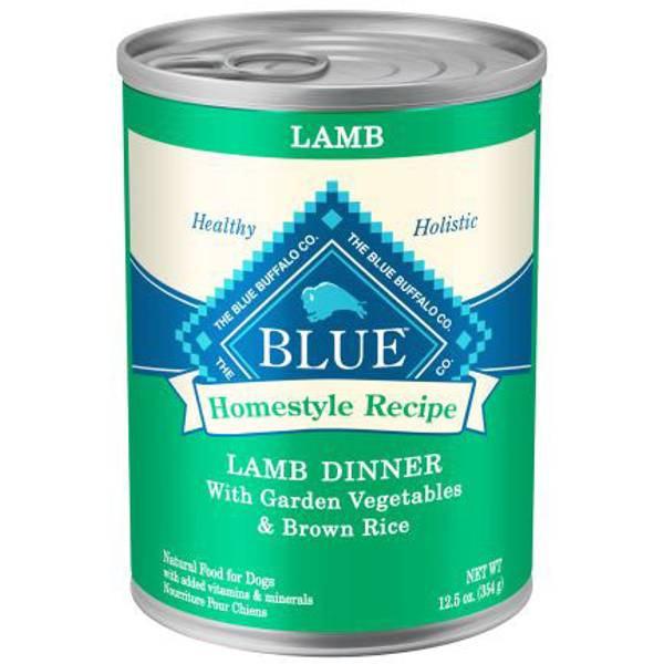 Lamb & Brown Rice Dinner with Garden Vegetables Adult Dog Food