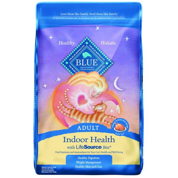 Chicken & Brown Rice Indoor Health Adult Cat Food