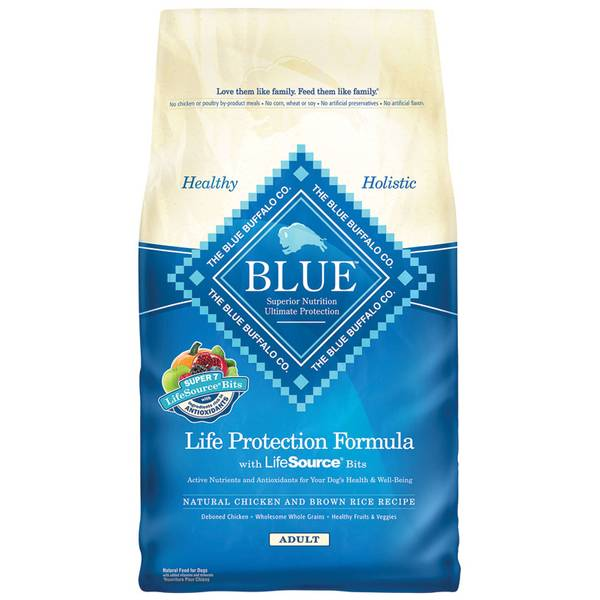 6 lb Chicken and Brown Rice Life Protection Formula Dog Food