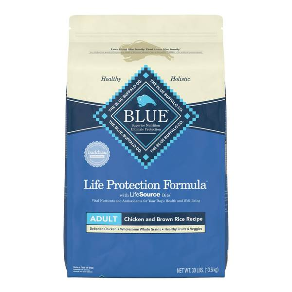 30 lb Chicken and Brown Rice Life Protection Formula Dog Food