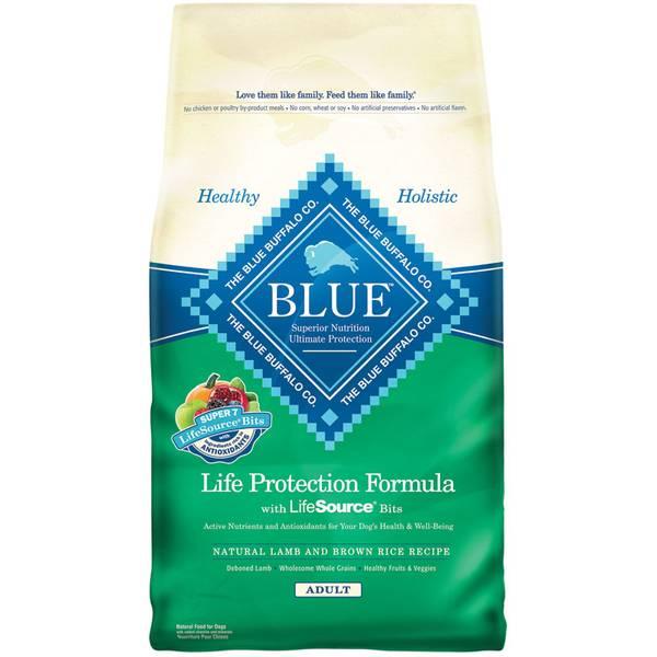 Lamb and Brown Rice Life Protection Formula Dog Food