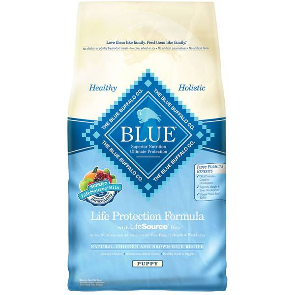 6 lb Chicken and Brown Rice Life Protection Formula Puppy Food