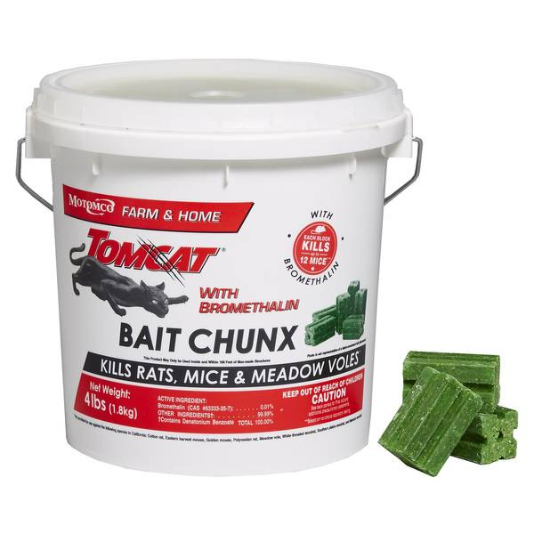 Bromethalin Chunx Pail