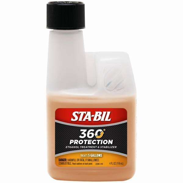 360 Degree Performance Ethanol Treatment