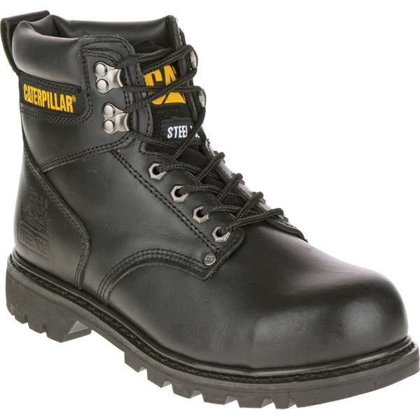 Second Shift Steel Toe Work Boot