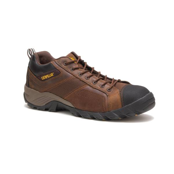 Men's Dark  Argon Safety Work Shoes