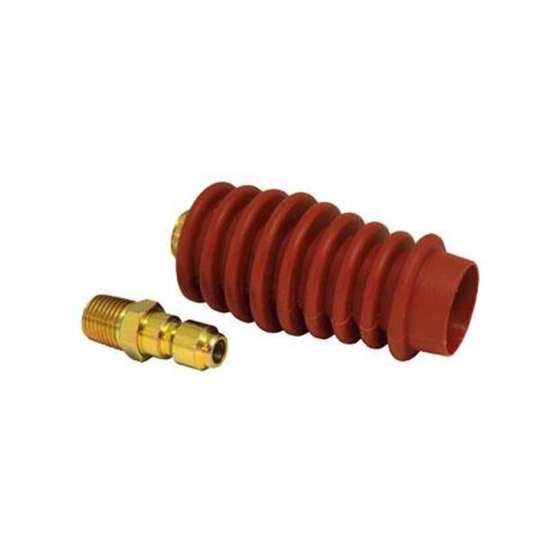 Rotary Turbo Nozzle