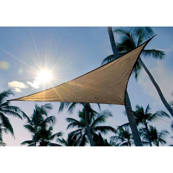Shelterlogic 16 Triangle Sun Shade Sail