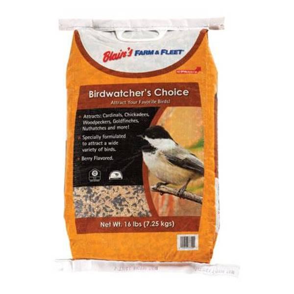 Birdwatcher's Choice Bird Seed