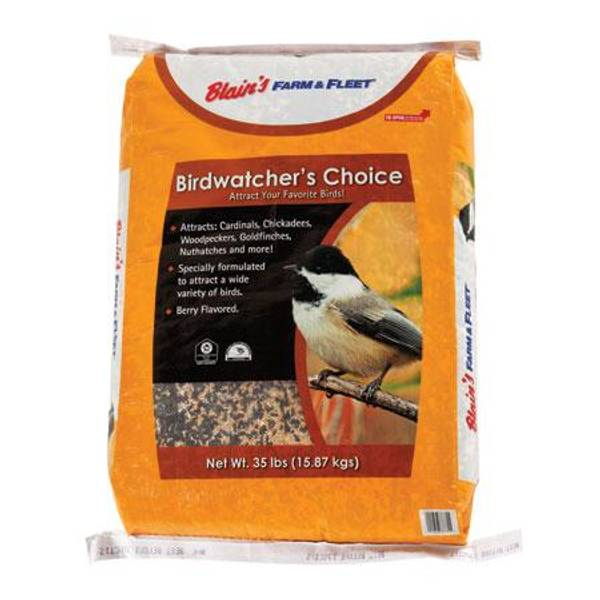 35 lb Birdwatcher's Choice