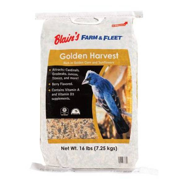 Golden Harvest Bird Seed