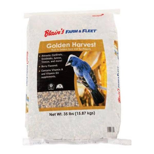 35 lb Golden Harvest Bird Seed