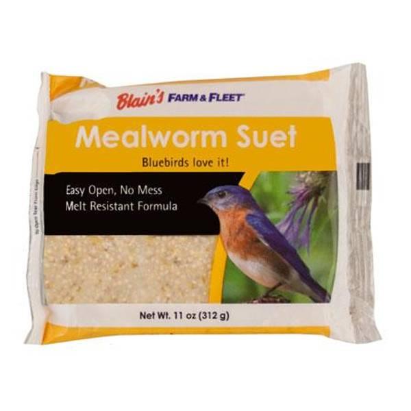 Mealworm Suet