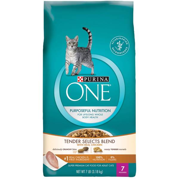 Smartblend Dry Cat Food