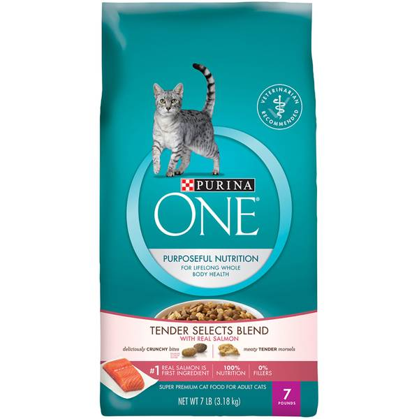 Is Purina One Smartblend A Good Cat Food