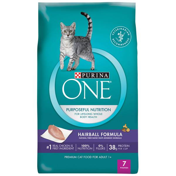 Advanced Nutrition Hairball Formula Dry Cat Food