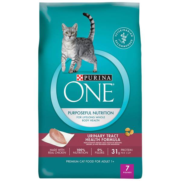 7 lb Urinary Tract Health Formula Dry Cat Food