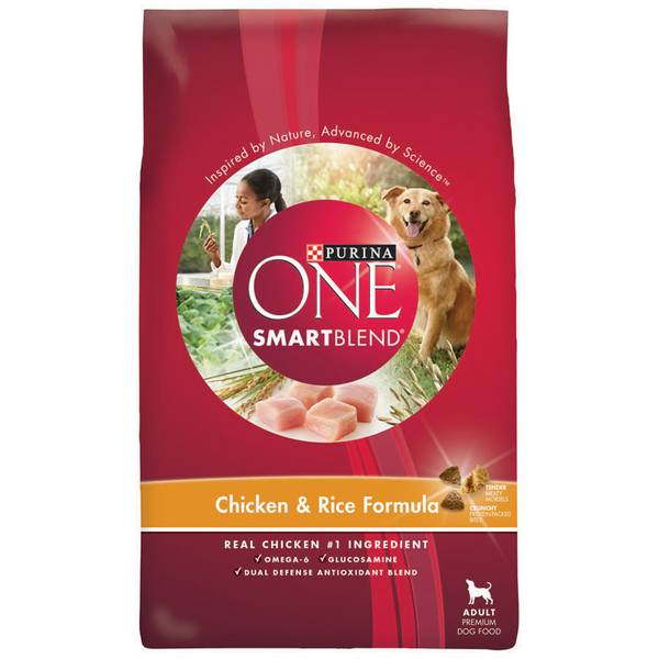 Smartblend Chicken & Rice Dry Dog Food
