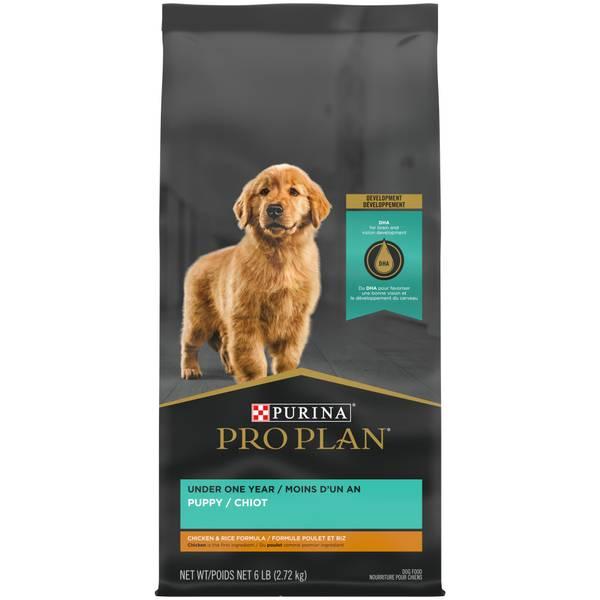 Focus Chicken & Rice Formula Puppy Food
