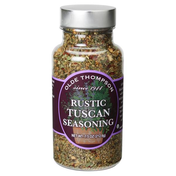 Rustic Tuscan Seasoning