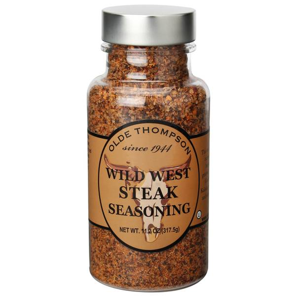 Wild West Steak Seasoning