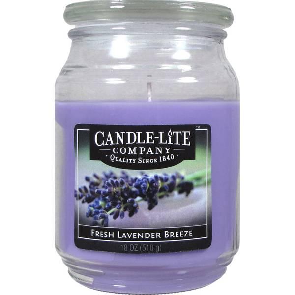 Lavender Breeze Candle