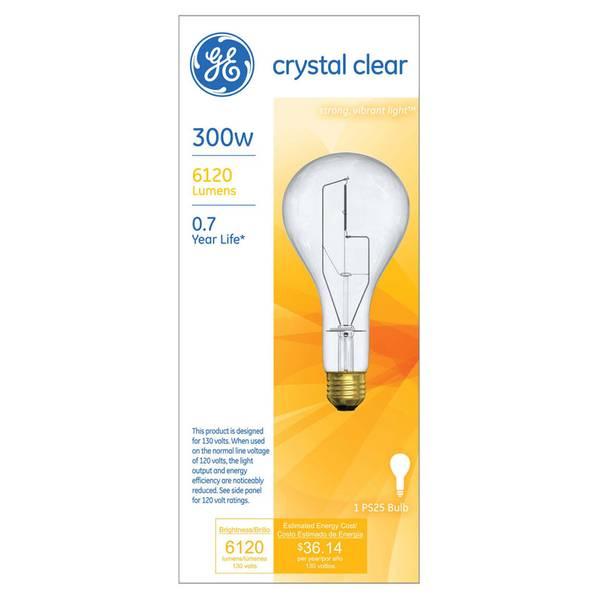300W PS25 Crystal Clear Bulb