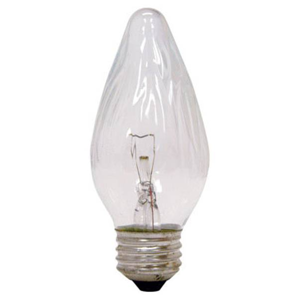Soft White Decorative Incandescent Light Bulb 2 Pack