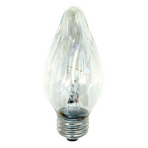 Soft White Multi Use Deco Flame Light Bulb 2 Pack