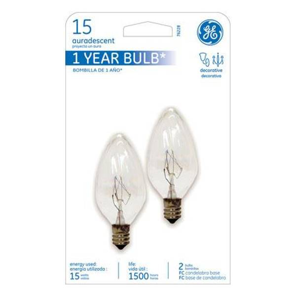 Auradescent Small Base Bulb 2 Pack