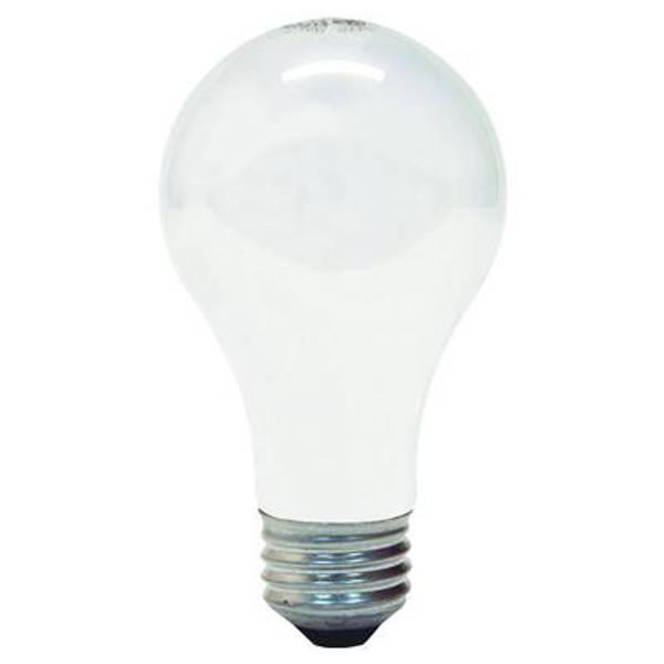 72 Watt Crystal Clear A19 Light Bulbs