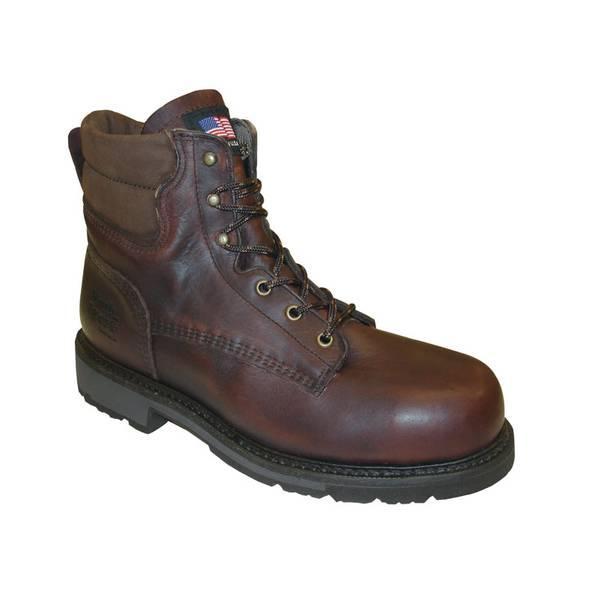 Men's American Heritage Steel Toe Work Boot
