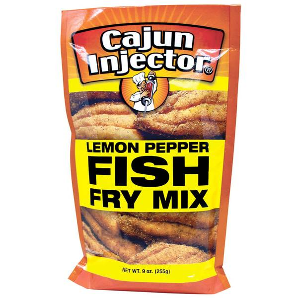 Lemon Pepper Fish Fry Mix
