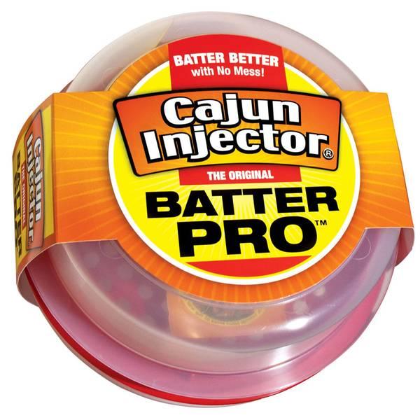 Cajun injector batter pro batter bowl for Fish batter bowl
