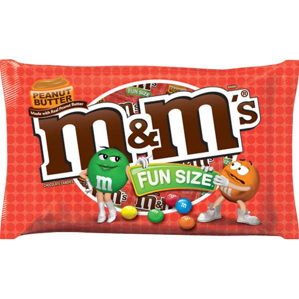 Peanut Butter Fun Size Variety Pack