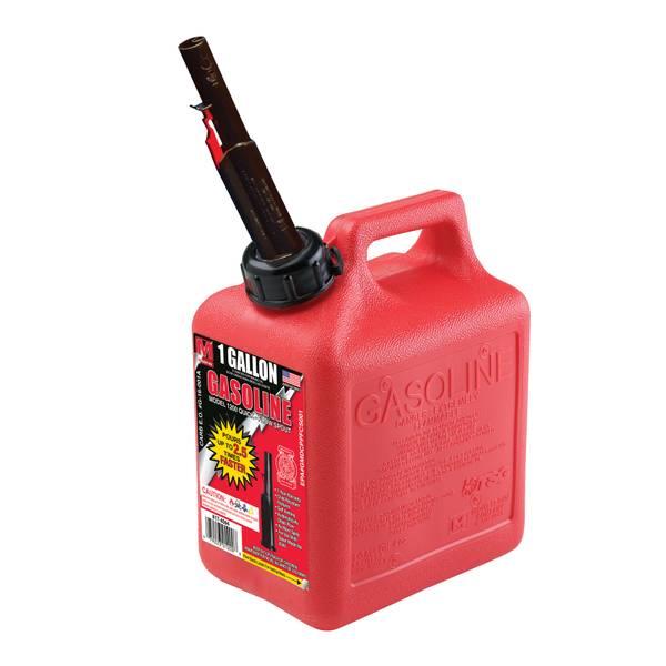 1 Gallon 4 Ounce Gas Can