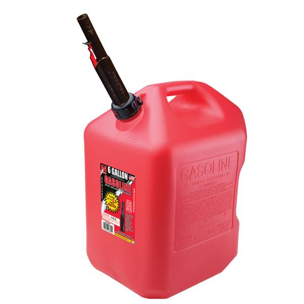 6 Gallon Gas Can