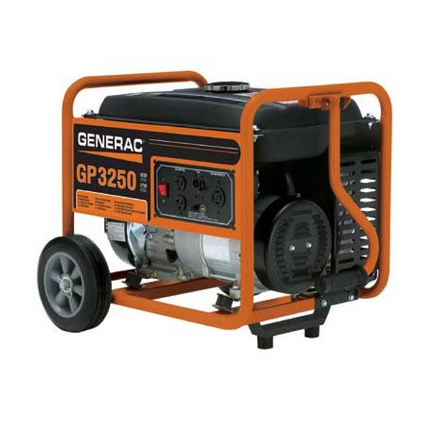 3250 Watt Portable Generator