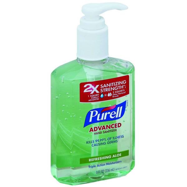 Purell Instant Hand Sanitizer With Aloe 8924800 Blain S Farm