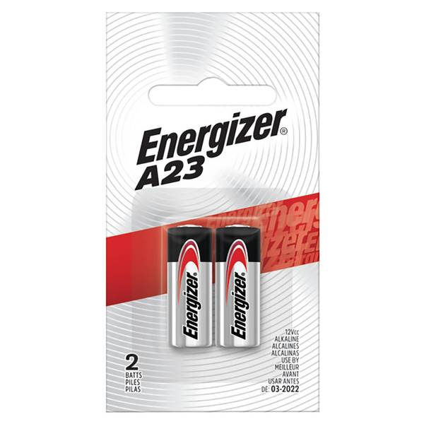 Energizer mercury free quot v garage door opener battery