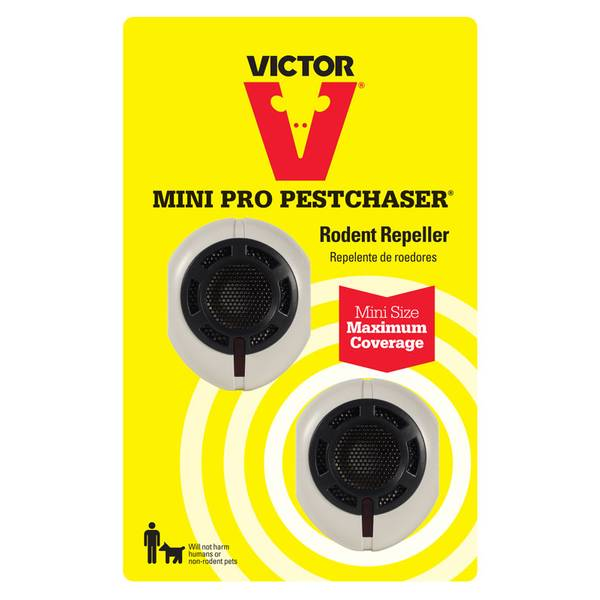 Mini - Pro Pest Chaser Ultrasonic Electronic Repellent