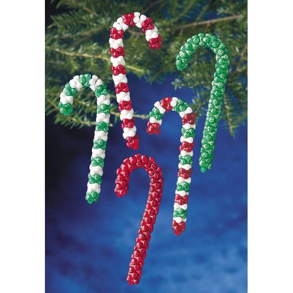 Holiday Beaded Ornament Kit Assortment