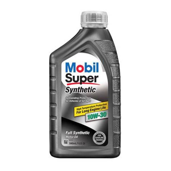 Super 10W30 Synthetic Motor Oil