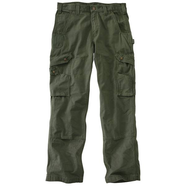 Men's Ripstop Relaxed Fit Work Pants