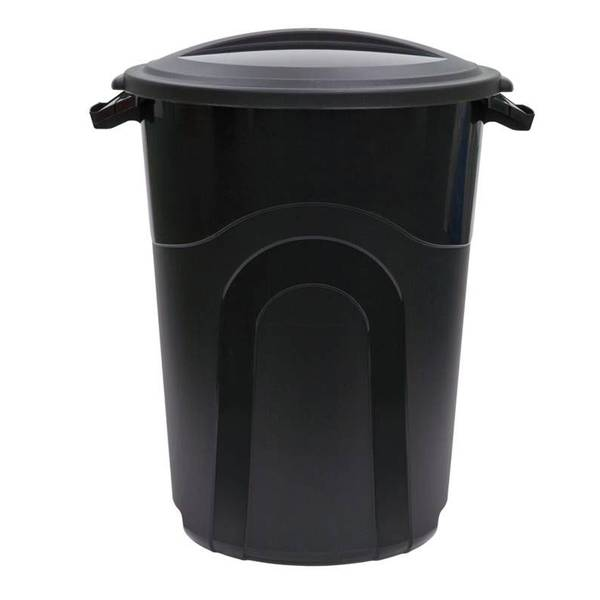 Injection Molded Trash Can
